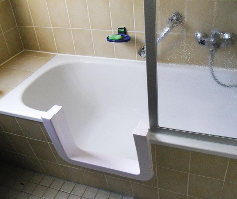 umbau wanne zur dusche badewanne zur dusche umbauen seniorenbad24 umbau wanne zur dusche. Black Bedroom Furniture Sets. Home Design Ideas